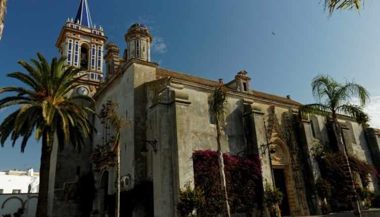 Parroquia De Santa Maria De La La O Chipiona