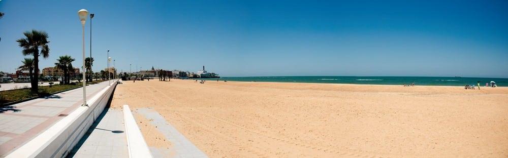 Playa Cruz Del Mar Chipiona Cadiz
