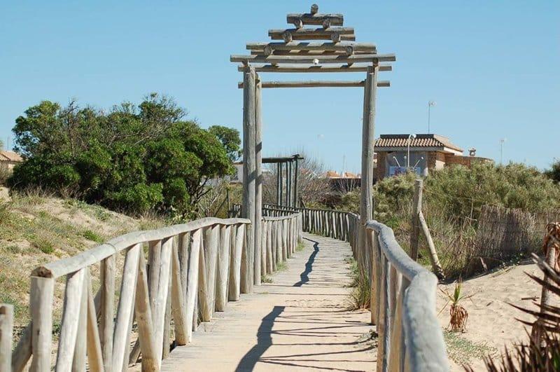 Playa De Camaron Chipiona Cadiz