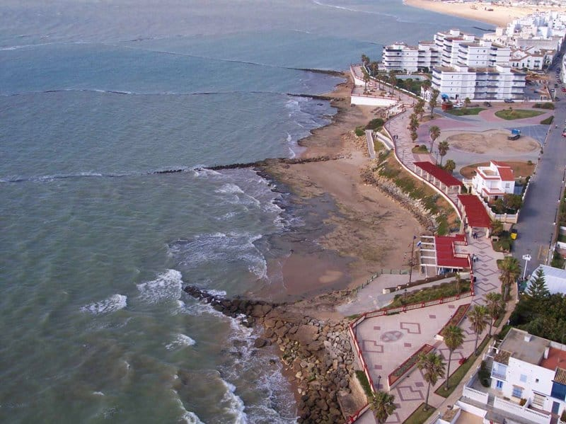 Playa De Las Canteras Chipiona Cadiz