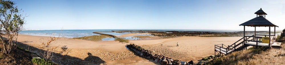 Playa De Montijo - Playa Niño De Oro Chipiona Cadiz