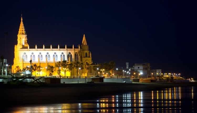 Santuario De Regla. Chipiona. Cadiz. Andalucia