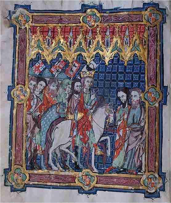 Alfonso Xi Y Sus Nobles.Libro De La Coronación De Los Reyes De Castilla.