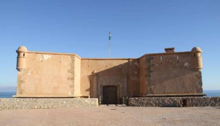 Castillo De San Juan De Los Terreros