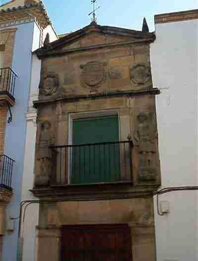 Casa Del Juzgado
