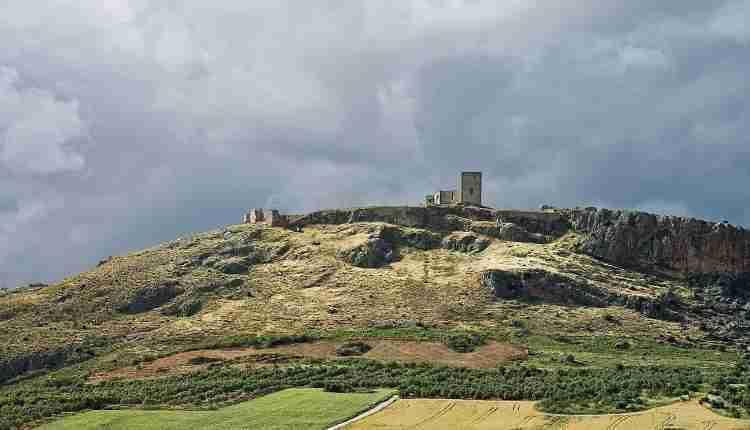 Castillo De La Estrella-Teba-Malaga