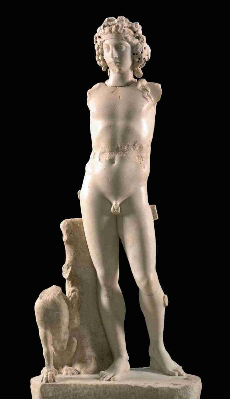 Escultura De Dionyso