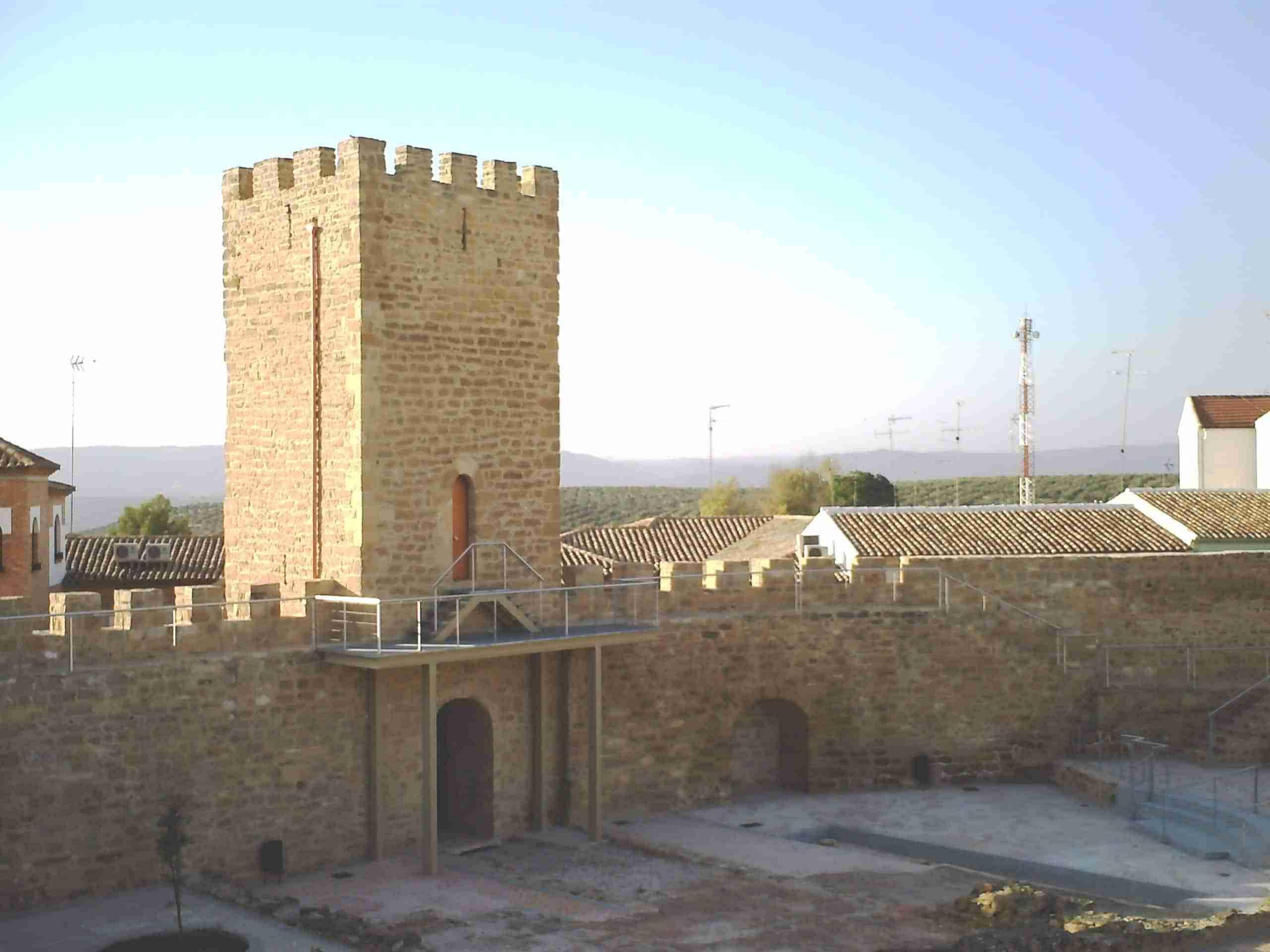 Arjonilla - Castillo Macias