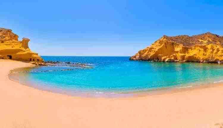 Playa De Los Cocedores. Pulpi-Almeria.