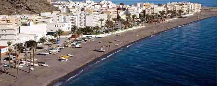 Playa De La Rabita-Costa Tropical-Granada