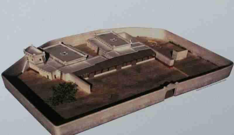 Antiguo Santuario Fenicio