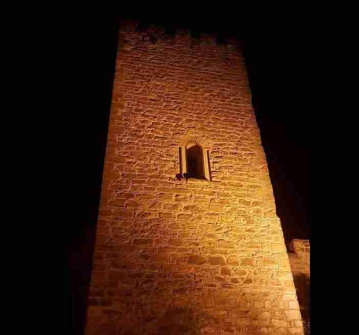 Torre Del Homenaje Castillo MacíasArjonilla