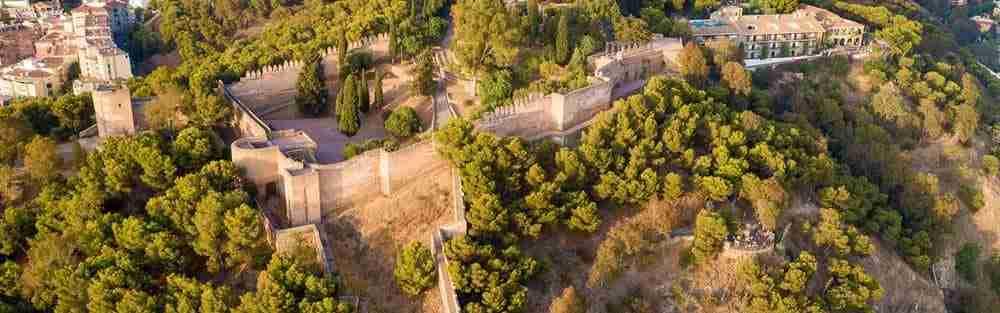Alcazaba De Malaga Principal
