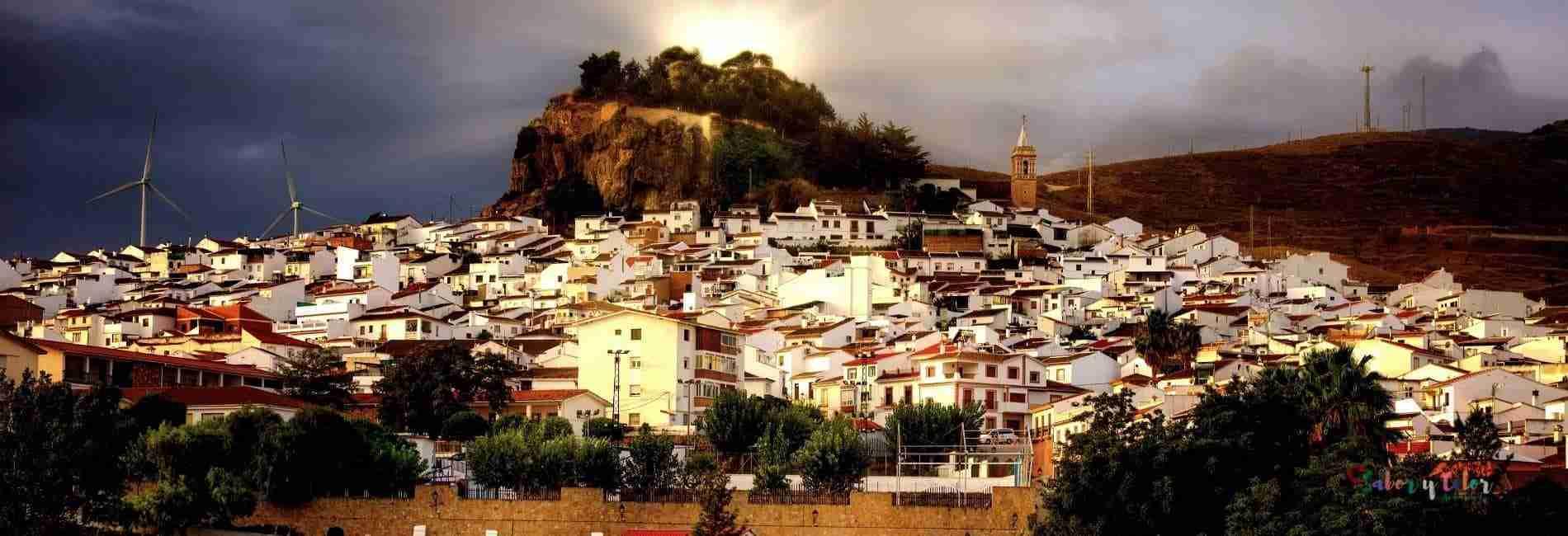 Bobastro. Ardales. Malaga. Andalucia
