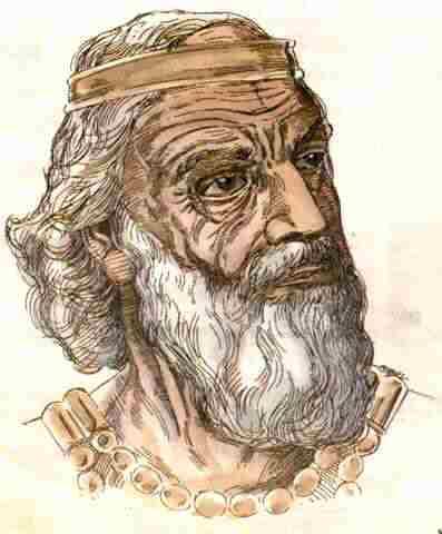Argantonio Fue El Último Rey Tartésico, Único Del Que Se Tienen Referencias Históricas.