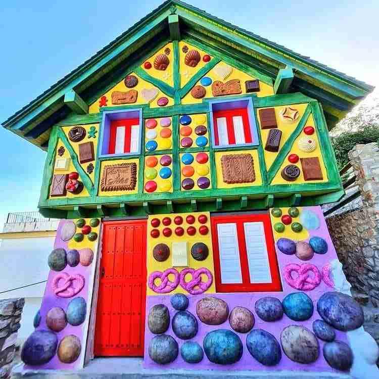 Casa De Hansen Y Gretel Soportujar