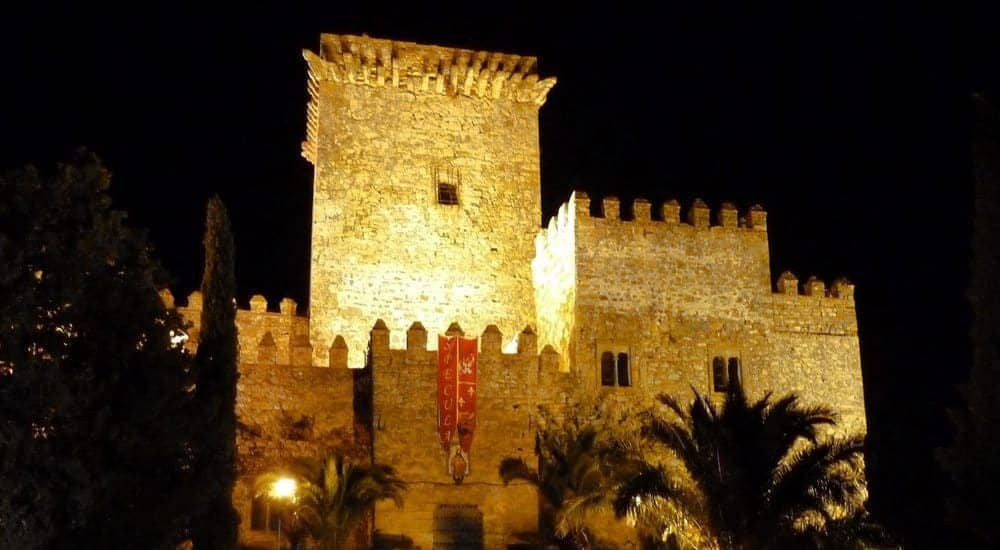 Castillos De Espejo En La Localidad De Espejo Cordoba