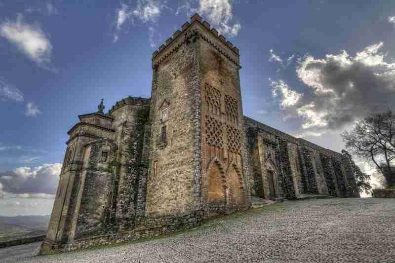 Castillo De Maracena. N