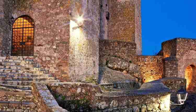 Castillo De Castellar Historia