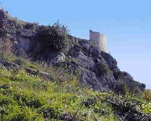 Castillo De Lizar.