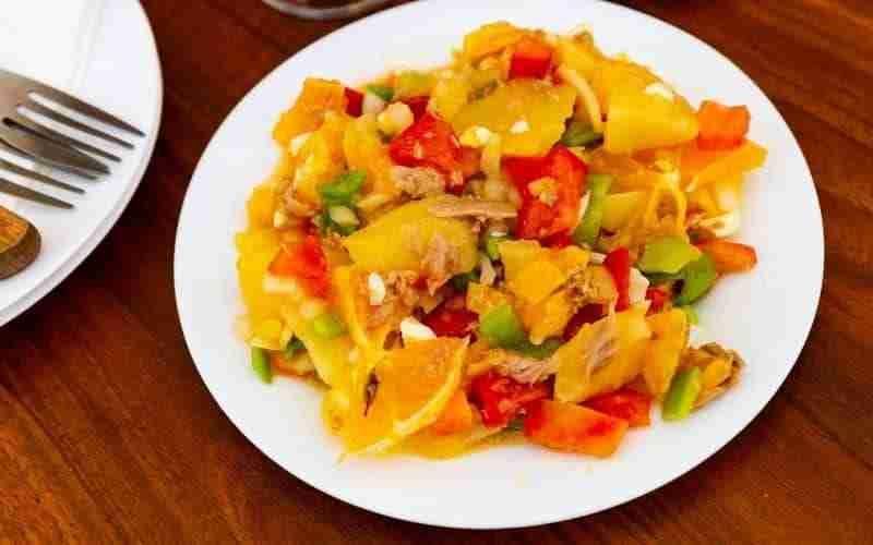 Gastronomia Malaga. Recetas Cocina Malaga