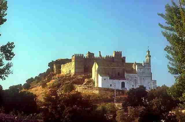 Santa Olalla Huelva