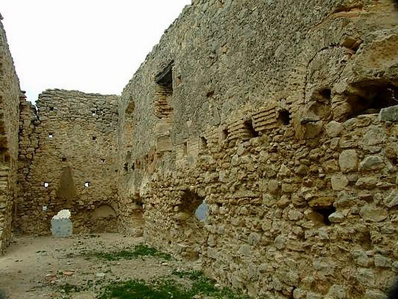 Fortaleza De Olvera Y La Torre De Pruna