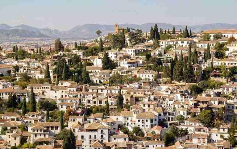 Leyendas Albaicin De Granada. Leyendas De Granada