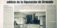ANTIGUA DIPUTACIÓN DE GRANADA. UN MISTERIO DE CURAS, HUESOS Y ANTIGUAS IGLESIAS.