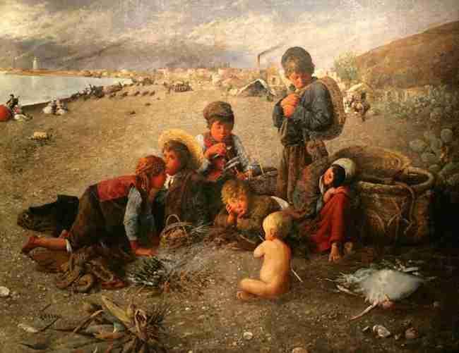Pintura La Moraga Por Horacio Lengao