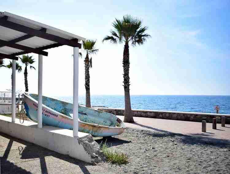 Playa Castillos De Baños