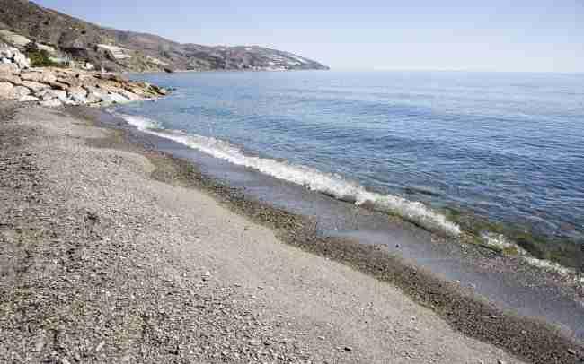 Playa De Los Yesos,