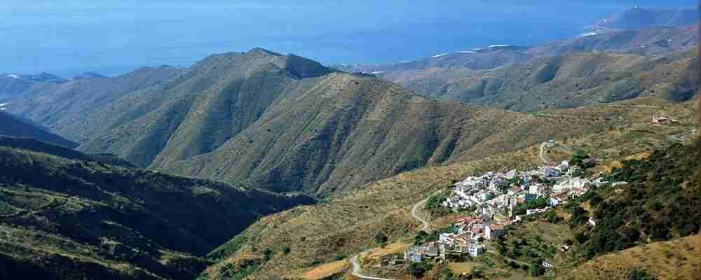 Polopos Entre Mar Y Montaña. Granada.