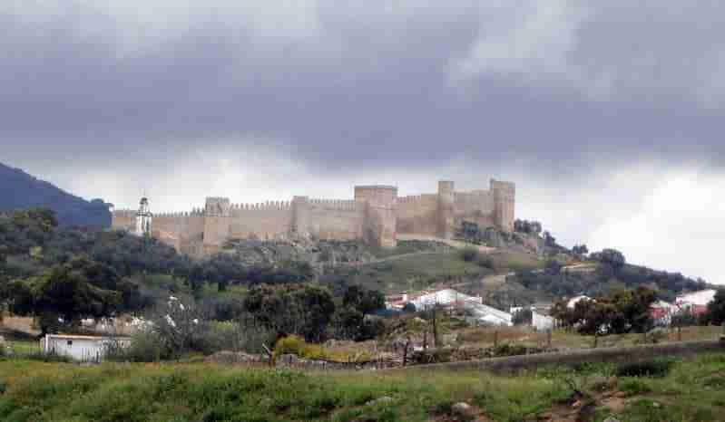 Castillo De Santa Olalla