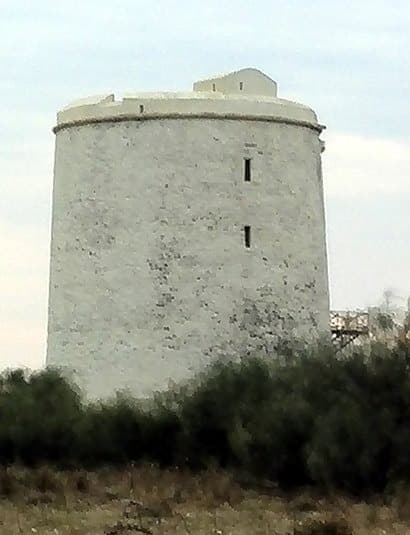 Torre De Isla Canela.