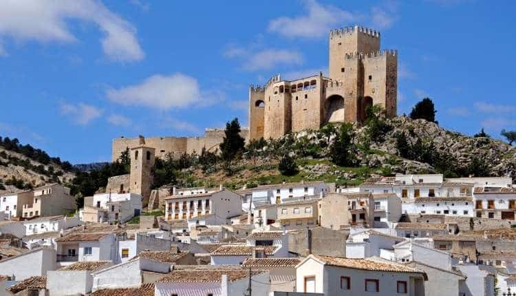 Castillos De Velez Blanco