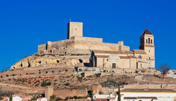 Jaen Dispone De Una Ruta De Los Castillos
