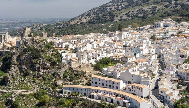 Zuheros Granada
