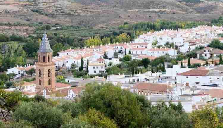 Fondon Almería