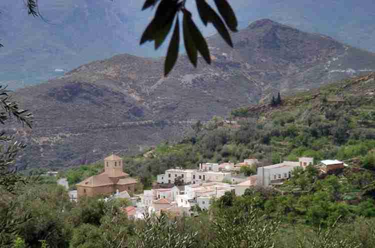 Beires Almeria Alpujarra