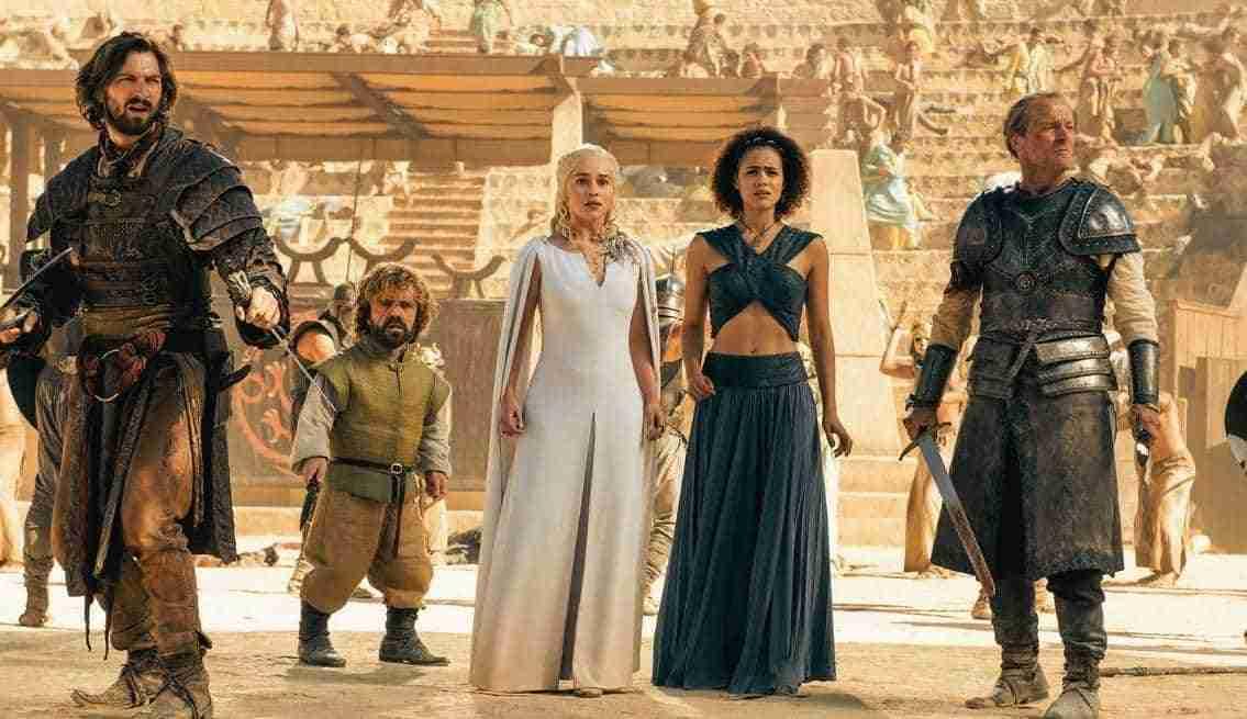 En Este Momento Estás Viendo La Serie Juego De Tronos En Andalucía Y House Of The Dragon…