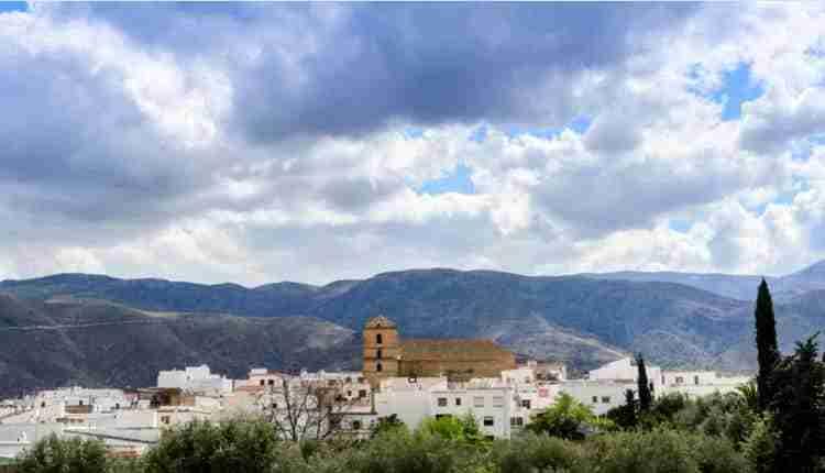 Padules Almeria Alpujarra